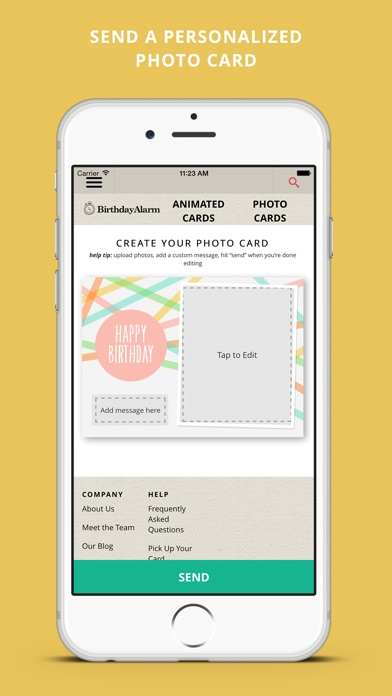 Birthday alarm free birthday reminders and greeting cards by zuno birthday alarm free birthday reminders and greeting cards by zuno ios united states searchman app data information m4hsunfo