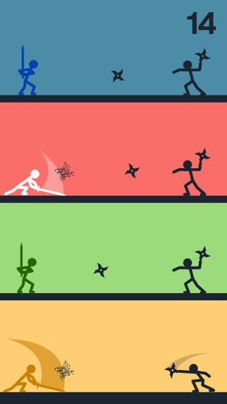 Make Them Fight Screenshot on iOS