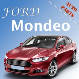 Autoparts Ford Mondeo