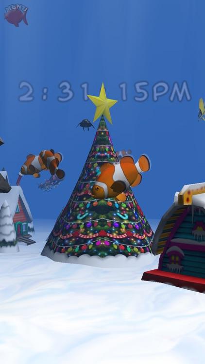 3D Christmas Aquarium : my Fish Special Edition FREE