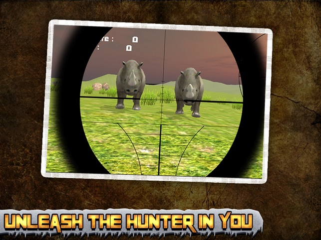 Sniper Hunter : Rhino on the App Store