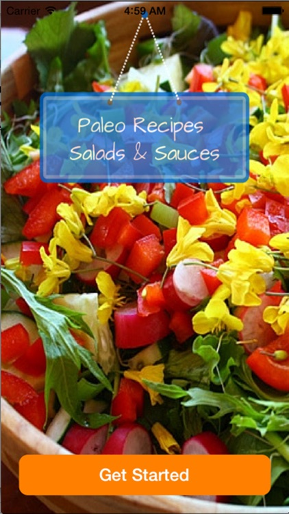 Best Paleo Recipes for Salads, Sauces, Marinades and Dips