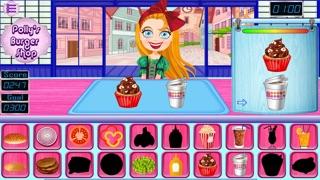Polly Burger Shop Game screenshot three