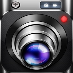 Top Camera - HDR, Slow Shutter, Video, Photo Editor for iPad