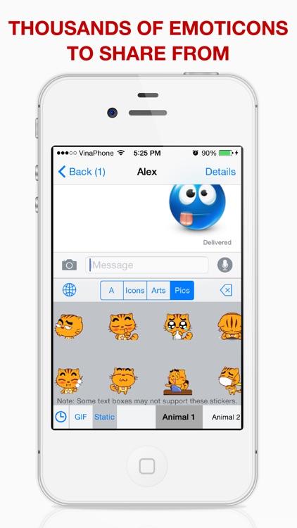 Emoji Keyboard Plus - The Most Advanced Emoji & Emoticon Keyboard Ever