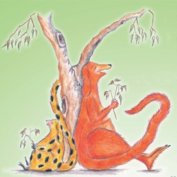 Kangapoo and the Monster at Kakadu