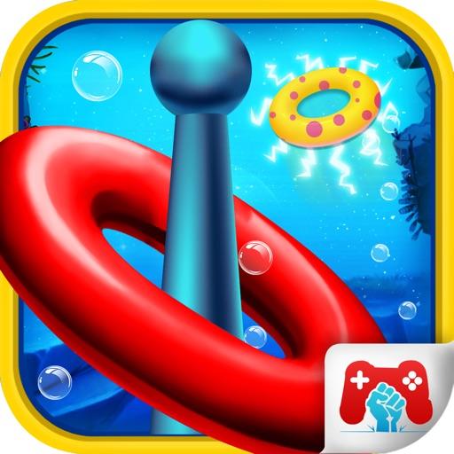 Water Ringtoss 3d icon