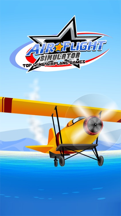AAA Air Flight Simulator - Can you be the next Top Wing fighter pilot !!!