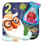Crazy Doctor VS Weird Virus 2 Free - A matching puzzle game icon