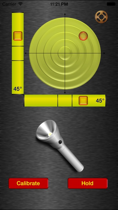 download Spirit Level + Flashlight apps 3