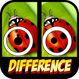 Find The Hidden Differences : Guess Hidden Difference : Kids Fun Hidden Object Puzzle Game : Spot Objects Family Puzzle