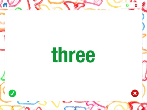 Screenshot #2 for Sight Words by Teach Speech Apps