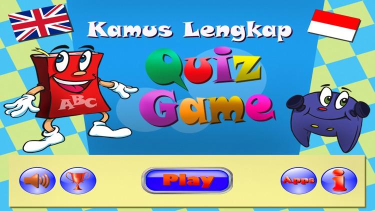 Kamus Lengkap Quiz Game