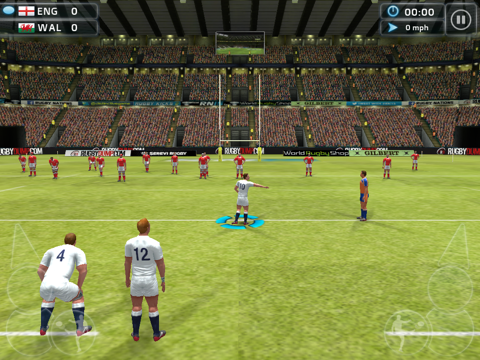 Игра Rugby Nations 15