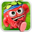 Loopy Fruit Race - free running racing game icon