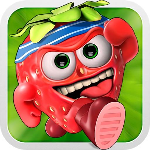 Loopy Фрукты Race - бесплатная игра гоночной ход