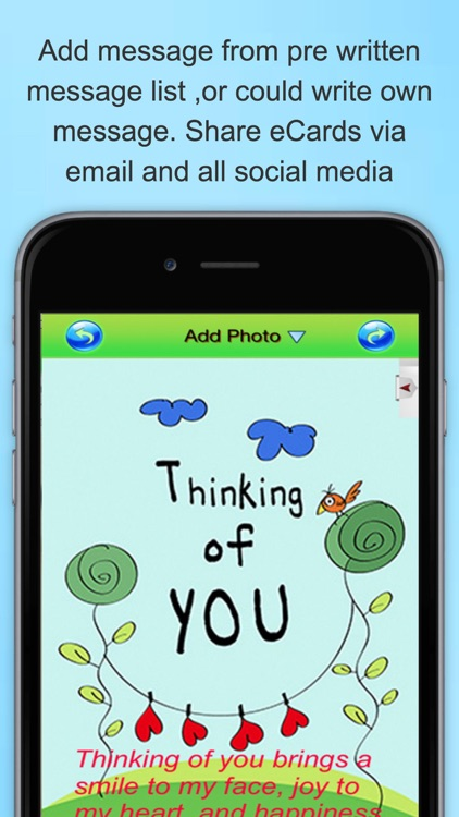 Everyday eCards - Design and send everyday greeting cards (come with Free Gifts) screenshot-3