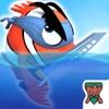 Bang Bang Fish - A Ninja Fish In the Sky - iPhoneアプリ