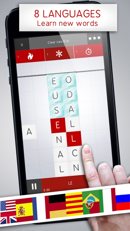 Letris 4: Best word puzzle game screenshot-4
