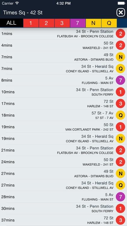 NY Subway+ screenshot-4