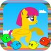 Pony Moni - Adventures of little fairy princess