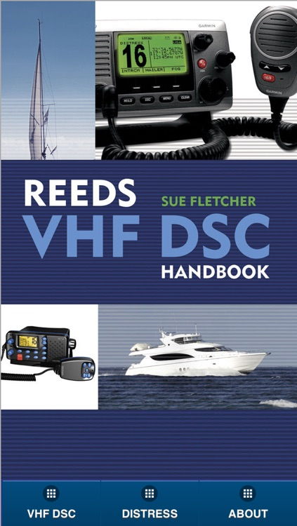VHF DSC Handbook - Adlard Coles Nautical screenshot-0