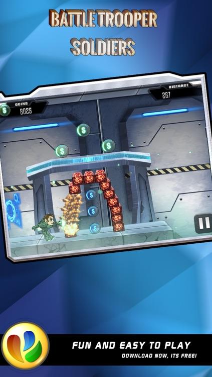 Battle Trooper Soldiers – Free World War Game screenshot-3
