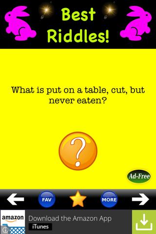 Best Riddles & Brain Teasers! screenshot 2