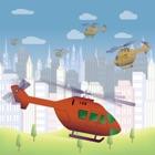Elicottero - città avventura icon