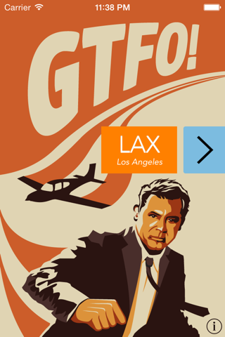 GTFO - Get The Flight Out screenshot 1