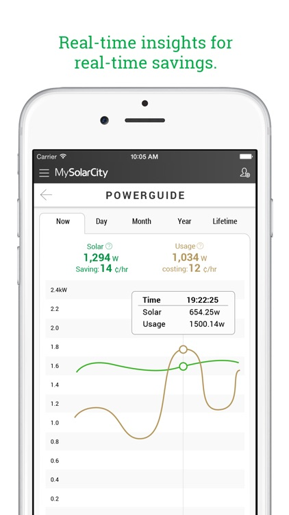 MySolarCity screenshot-0