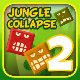 Jungle Collapse 2 - Free Matching Blocks Puzzle Mania