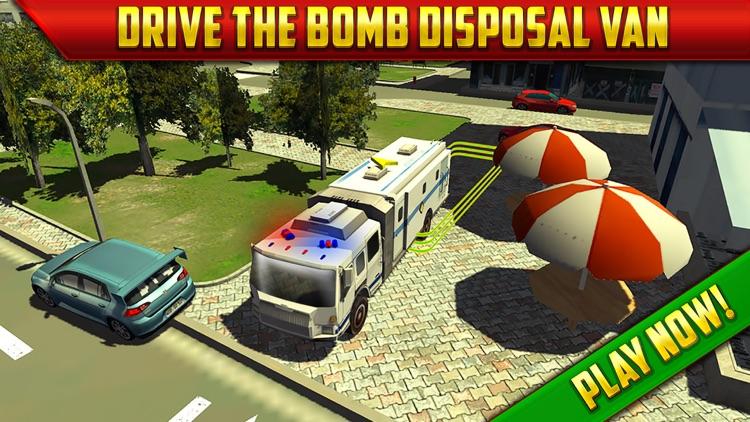 Police Car Parking Simulator Game - Real Life Emergency Driving Test Sim Racing Games screenshot-4