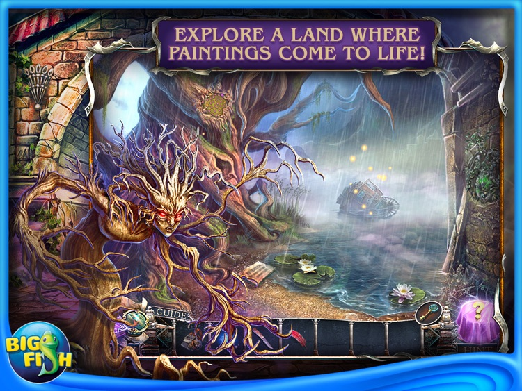 Bridge to Another World: Burnt Dreams HD - Hidden Objects, Adventure & Mystery