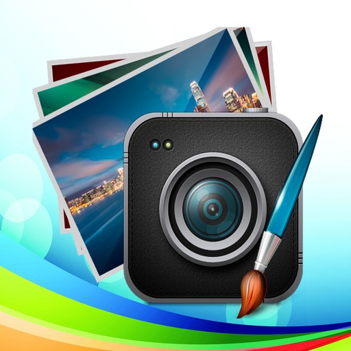 All-in-one Photo Editor - Effects,Filters,Meme,Stickers,Frames,Emoji and Text on Photo (Lite) icon