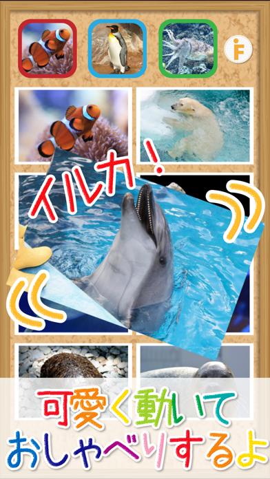 とびだす水族館のおすすめ画像1