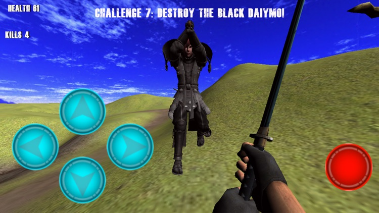 Samurai Hunter Rampage screenshot-3