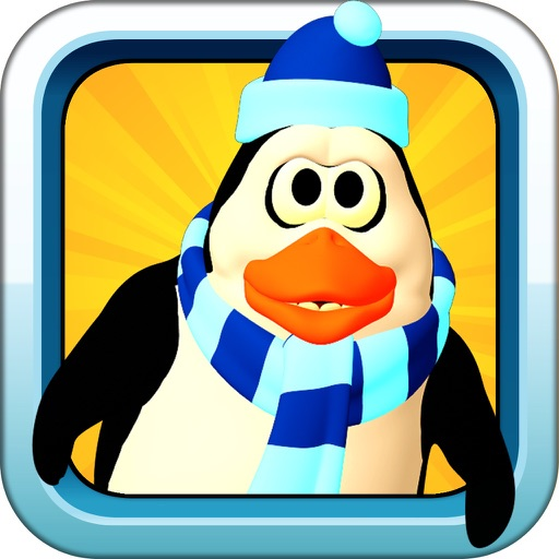 Happy Penguin Jump : Legends Of Leak Super Bird Of Antarctica