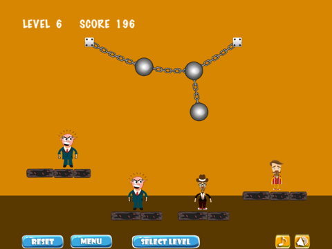 A Mad Office Party Revenge FREE - The Angry Jerk Boss Attack Game-ipad-1