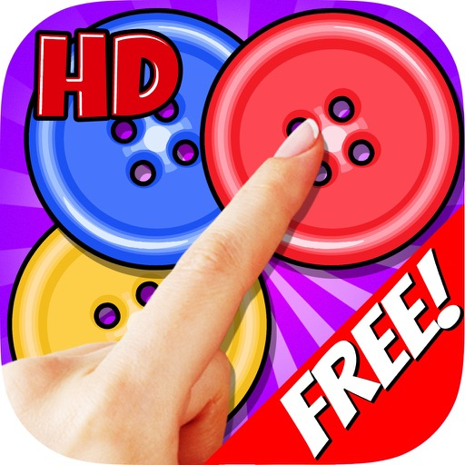 Tap The Buttons HD FREE icon