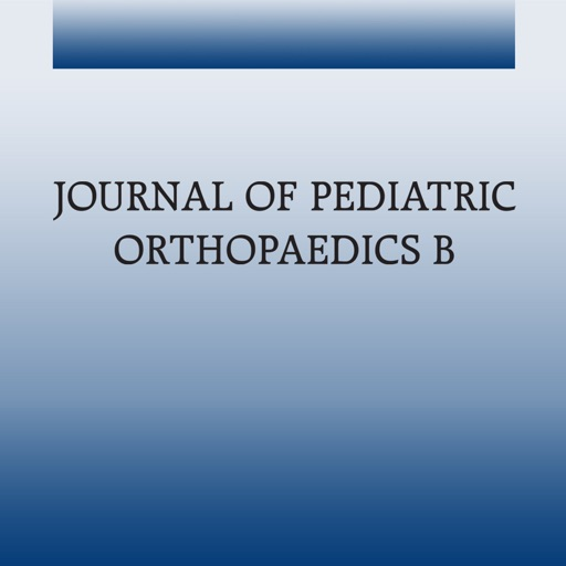 Journal of Pediatric Orthopaedics B