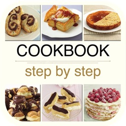 Baking Cookbook - Step by Step for iPad