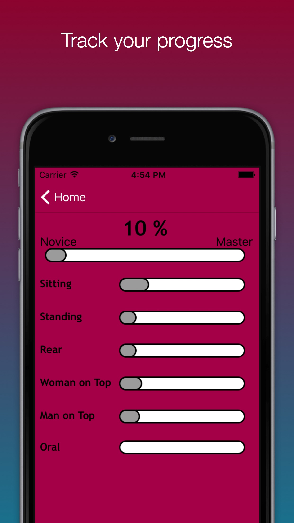 iKamaSutram - Sex Positions Guide of Kamasutra and iKama Screenshot