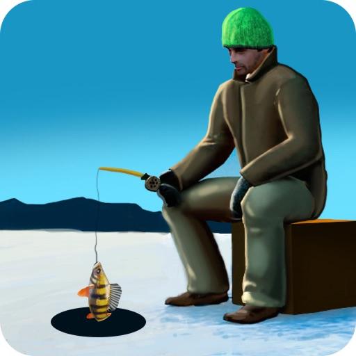 Симулятор Рыбалка Зима