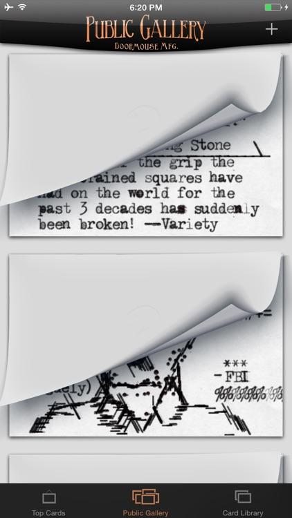 The Amazing Type-Writer