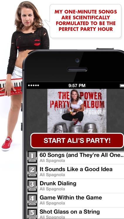 Ali's Power Album: Hour Party Playlist Maker screenshot-4