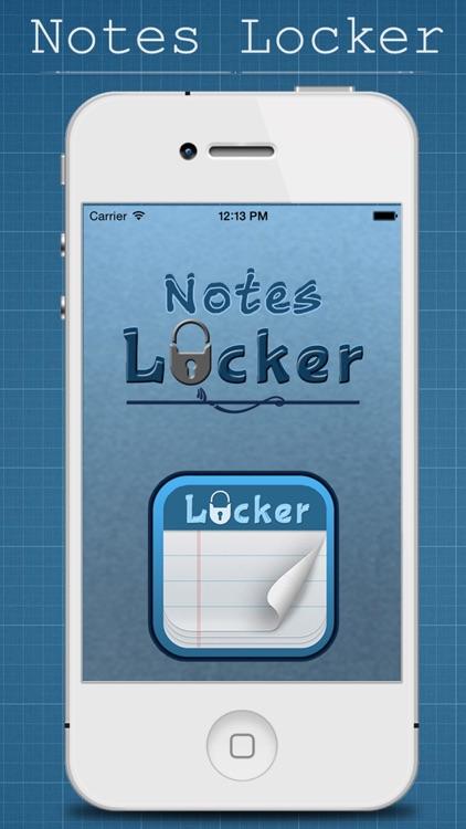 Notes Locker- Pro Secure Notepad -Notes,Check,Lock