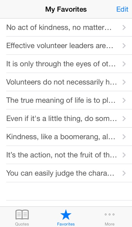 Volunteering Quotes - Motivational sayings to inspire you to  serve the community, make a difference, live a meaningful life, and change the world screenshot-3