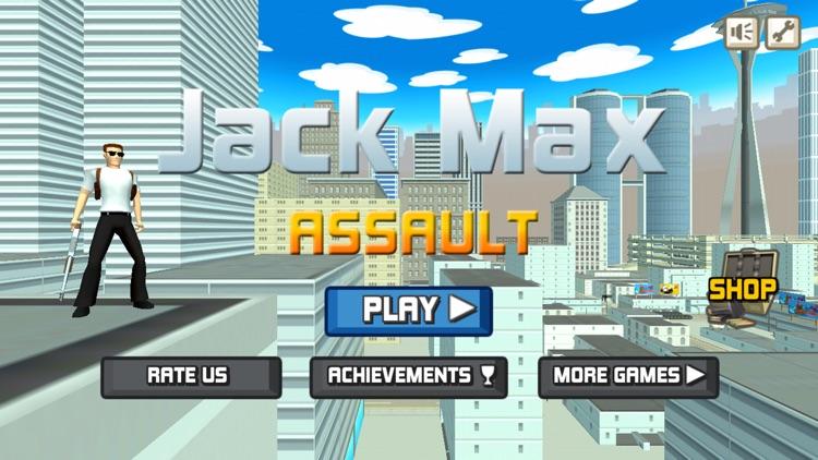 Jack Max Assault screenshot-3