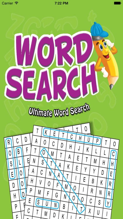 Words Search Puzzles Free